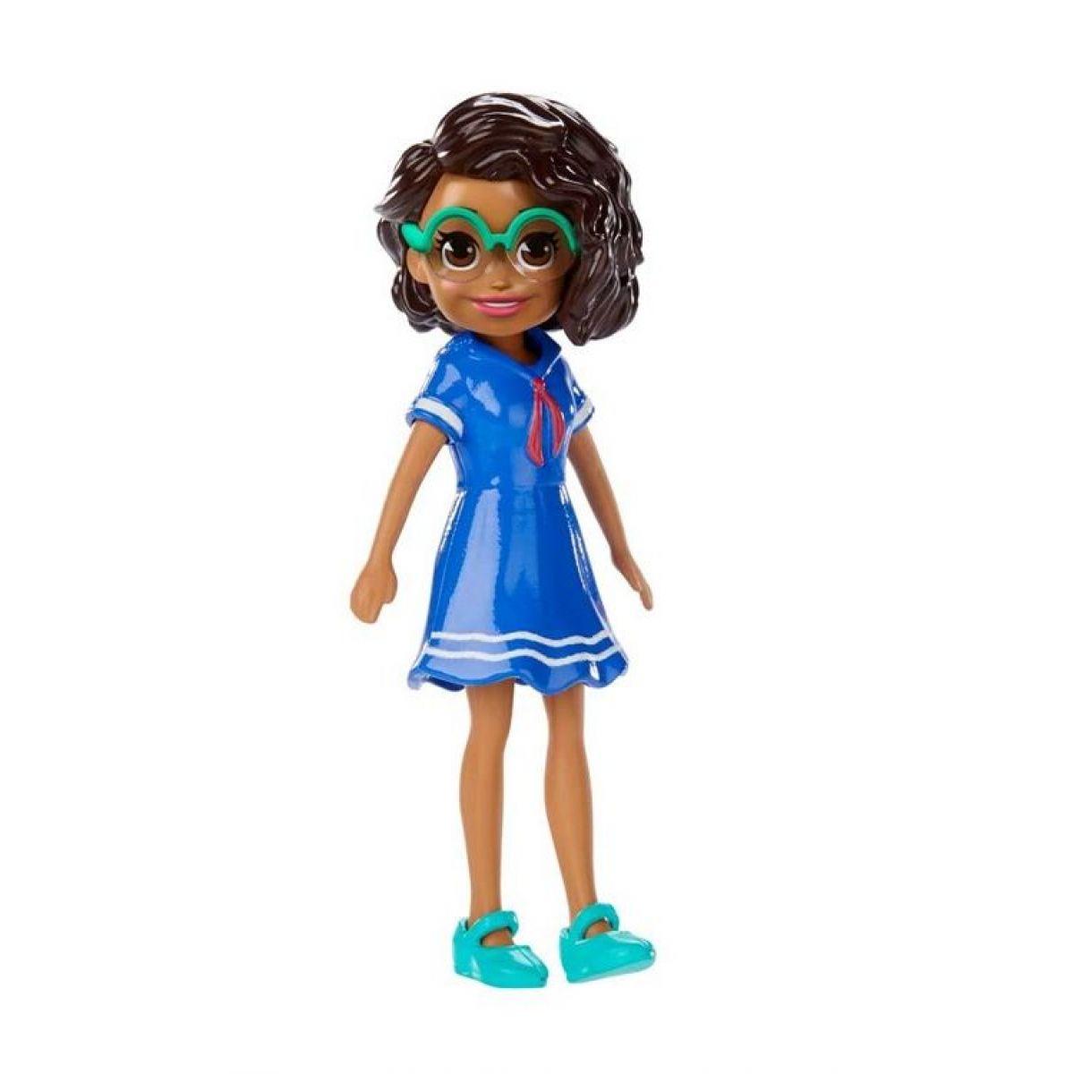 Mattel Polly Pocket stylová panenka Shani šaty 21