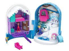 Mattel Polly Pocket svět do kapsy Snowball Surprise 37
