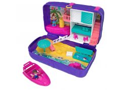 Mattel Polly Pocket tajná místa Beach Vibes FRY40