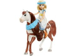 Mattel Spirit festival panenka a koník Abigail a Boomerang