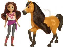 Mattel Spirit panenka a kůň Abigail a kůň Boomerang