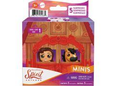 Mattel Spirit rozkošní poníci a přátelé sběratelská edice