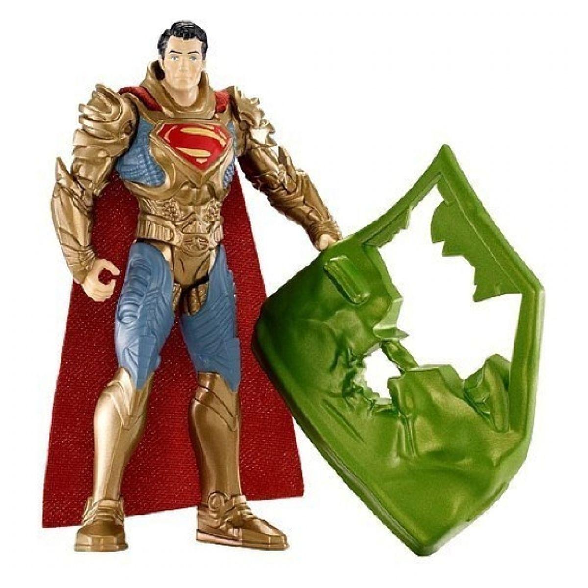 Mattel Superman Základní figurky - Superman Auto attack