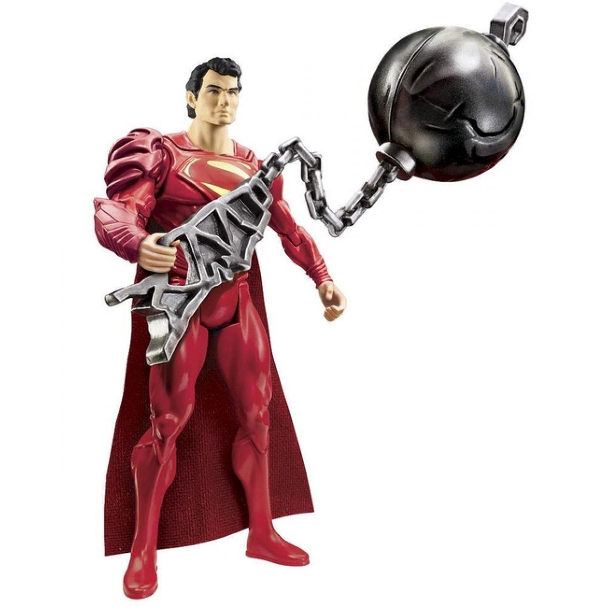 Mattel Superman Základní figurky - Superman Wrecking ball