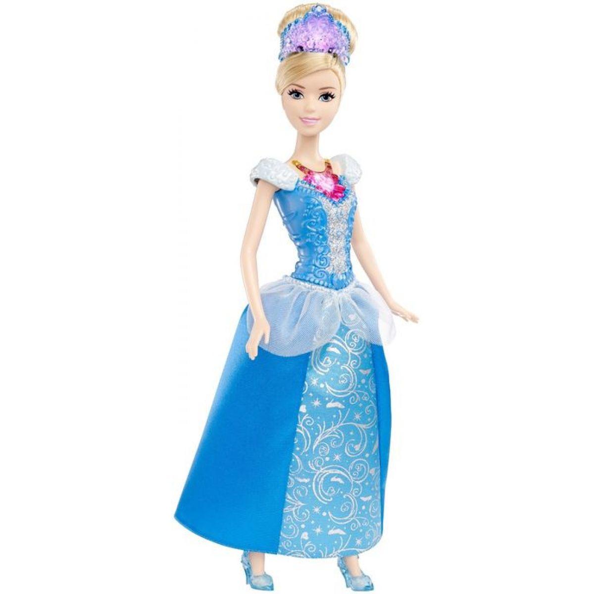 Mattel Svítící tanečnice Disney - Popelka