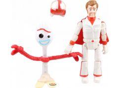 Mattel Toy story 4 figurka Forky a Duke Caboom