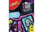 Mattel UNO Karty Monster High 2