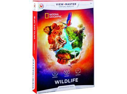 Mattel View-Master zážitkový balíček Divočina
