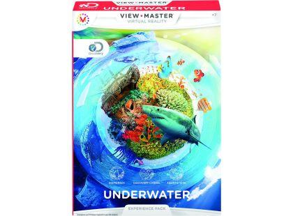 Mattel View-Master Zážitkový balíček Podvodní svět