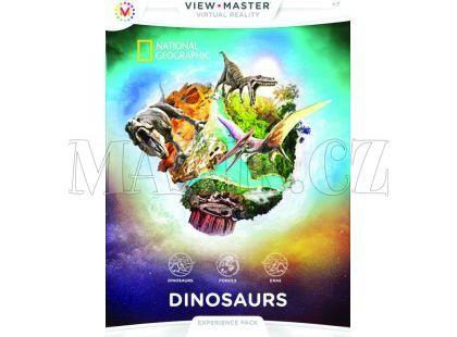 Mattel View-Master Zážitkový balíček Dinosauři
