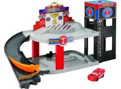 Mattell Cars herní set Garáž