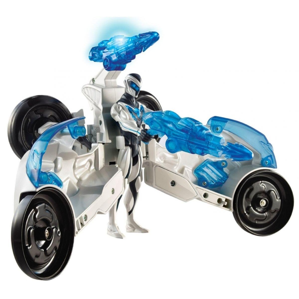 Max Steel Létající motorka