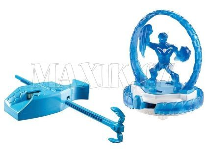 Max Steel Turbo bojovníci - MAX STEEL Turbo strength
