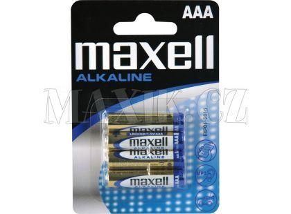 Maxell Alkalická baterie AAA LR03 4ks
