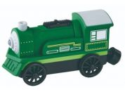 Maxim Elektrická lokomotiva  zelená 50403