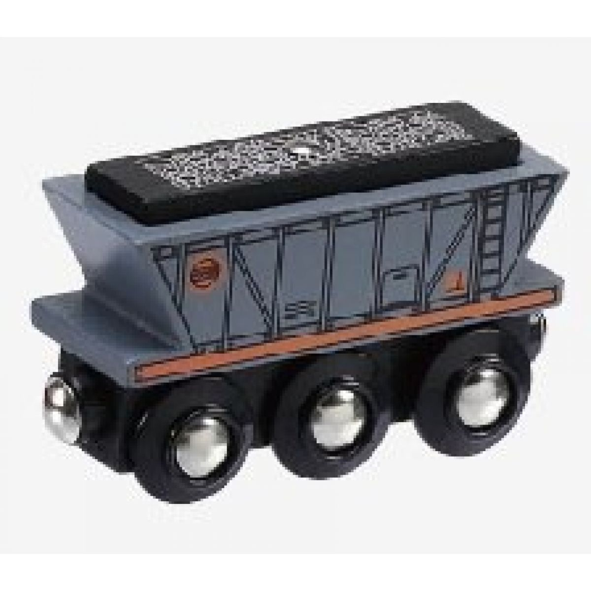 Maxim Nákladní vagón uhlí