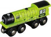 Maxim Parní lokomotiva - zelená