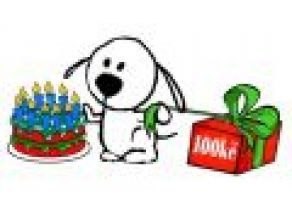 Maxík slaví 10. narozeniny!