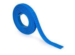 Mayka stavebnicová páska střední 2m tmavě modrá