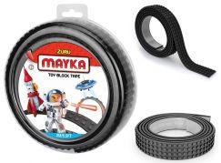 Mayka stavebnicová páska velká 2m černá