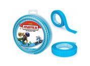 Mayka stavebnicová páska velká 2m světle modrá