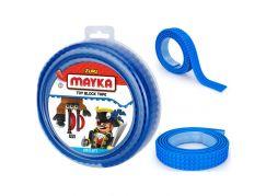 Mayka stavebnicová páska velká 2m tmavě modrá