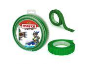 Mayka stavebnicová páska velká 2m tmavě zelená