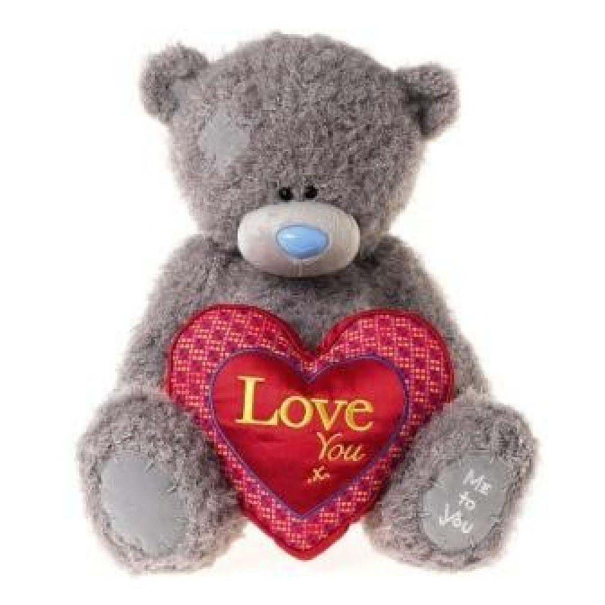 Me To You Medvídek se srdcem Love you