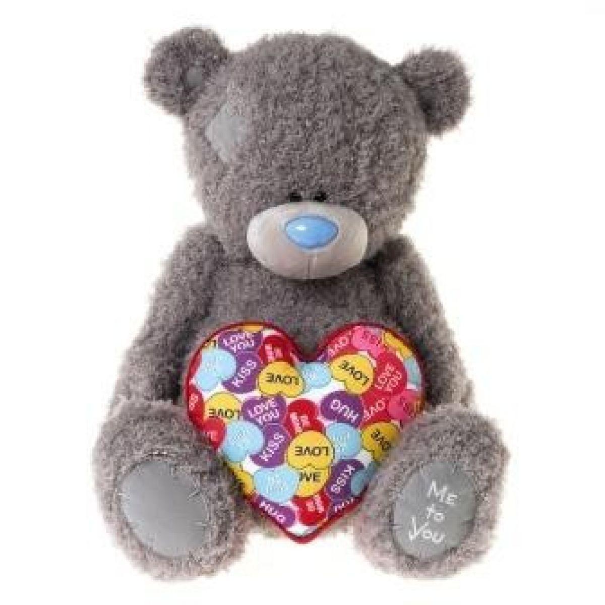 Me To You Medvídek 44cm se srdcem