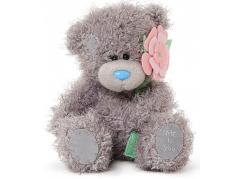 Me to you Medvídek s květinou 15 cm