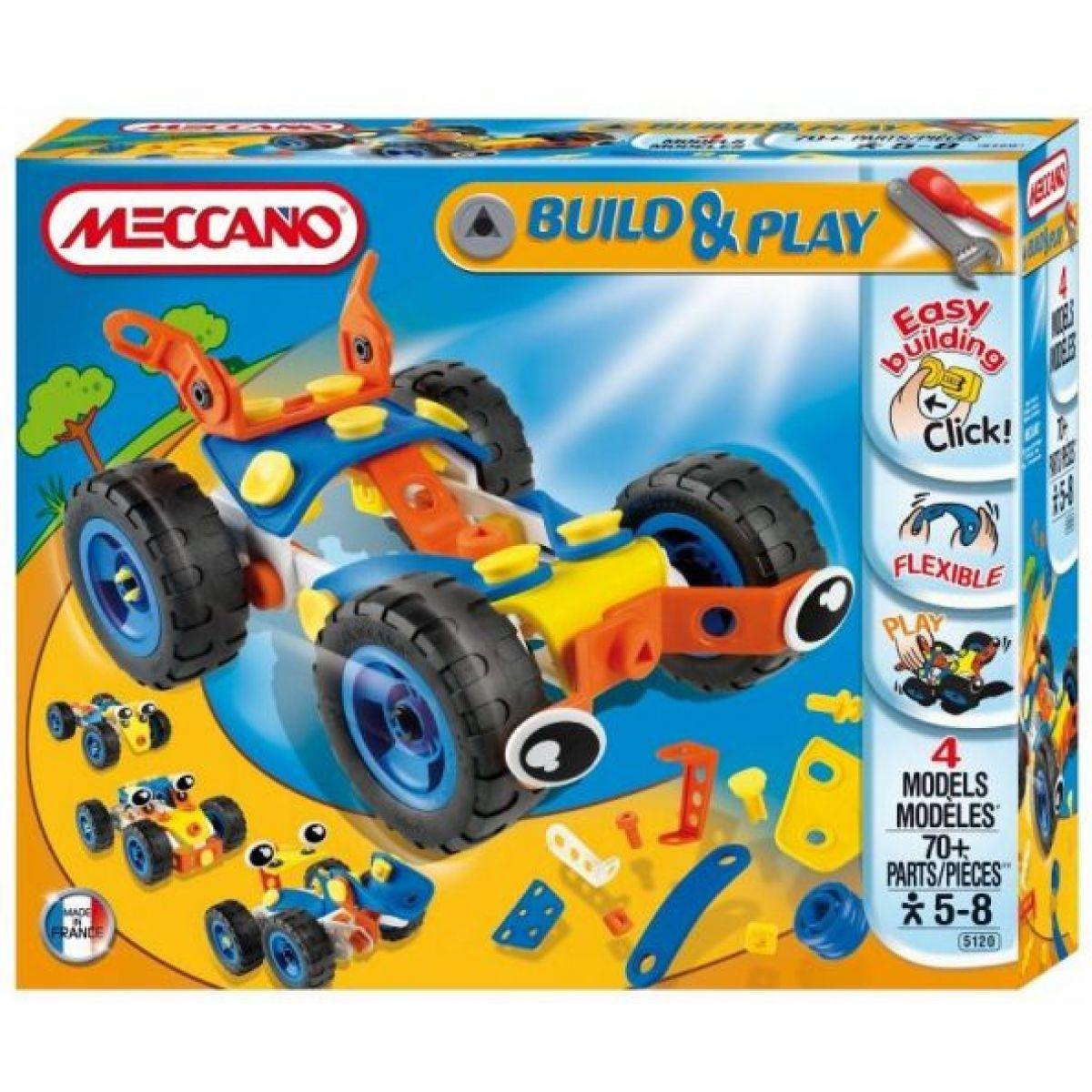 Meccano Buggy BP 70 dílů