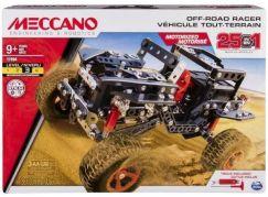 Meccano Off-road 25 modelů s el. motorem