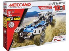 Meccano Rally auto 10 modelů s el. motorem