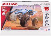Meccano Stavebnice 15v1 Off-Road Rally