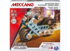 Meccano Stavebnice 4v1 Startovací set Motorka