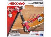 Meccano Stavebnice 4v1 Startovací set Scooter