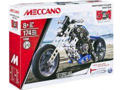 Meccano Stavebnice 5v1 Motocykly