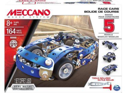 Meccano Stavebnice 5v1 Race Cars
