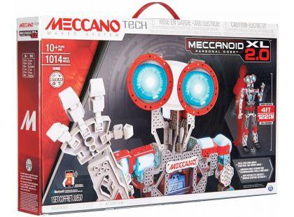 Meccano Stavebnice XL Personal Robot 2.0