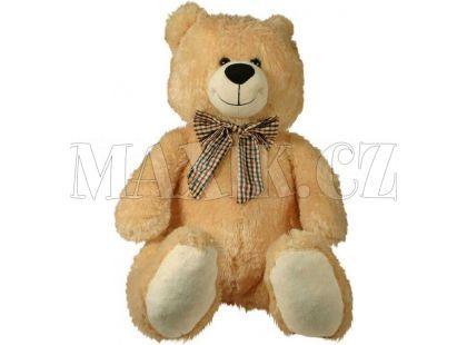 Medvěd Edmont plyšový 100cm - Světlá