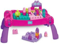 Mega Bloks pracovna malé stavitelky