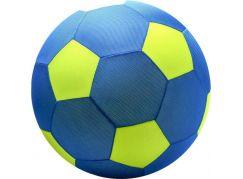 Mega míč textilní modro-zelený