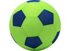 Mega míč textilní zeleno-modrý