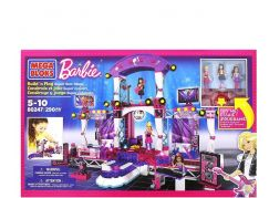 Megabloks Micro Barbie hvězda SuperStar