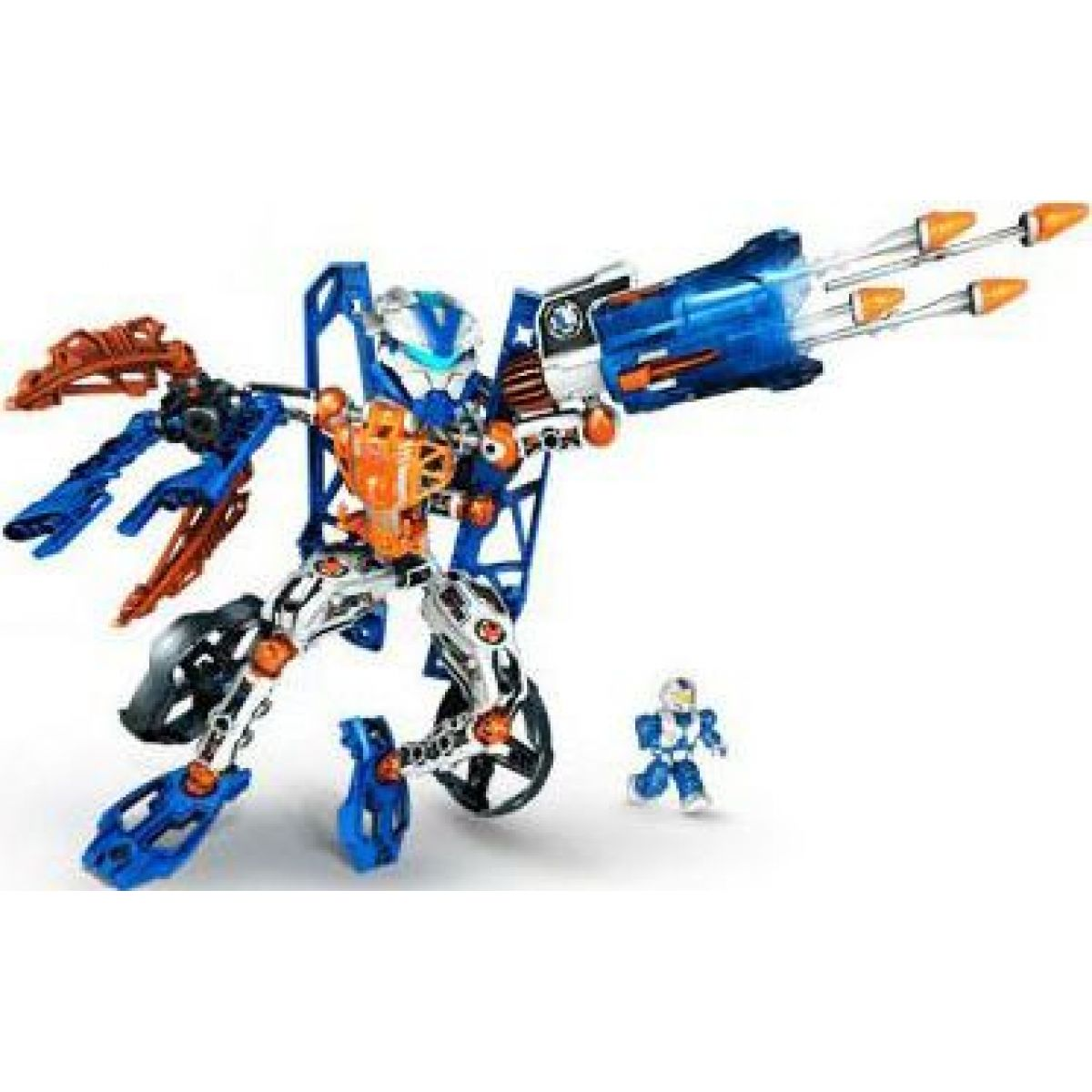 Megabloks 6387 Neo Machines Terrablitz