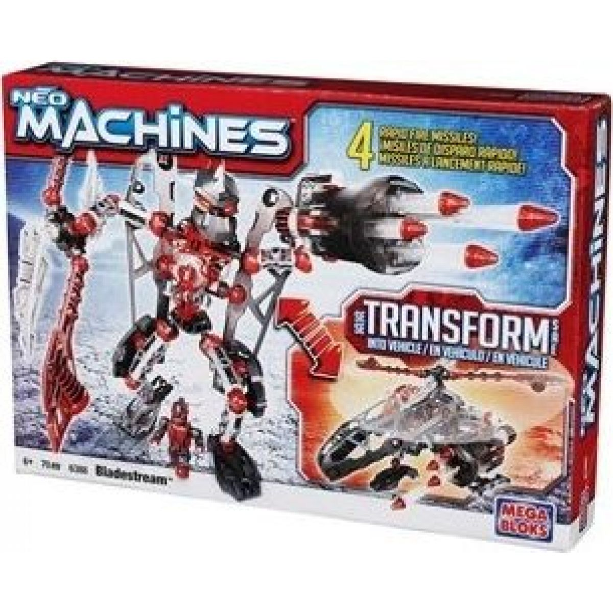 Megabloks 6388 Neo Machines Bladestream