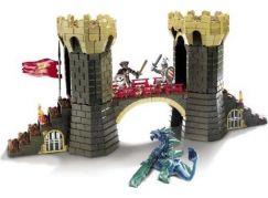 Megabloks 96118 Stavebnice Rytíři - bitva na mostě