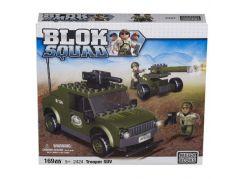 MEGABLOKS BLOK SQUAD Vůz motostřelců
