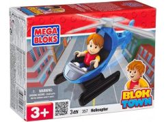 Megabloks Blok Town Helikoptéra