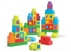 Megabloks First Builders abc kostky